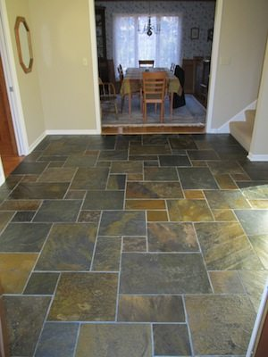 3 Great Reasons to Install a Slate Tile Floor in your Home | Vermont ...