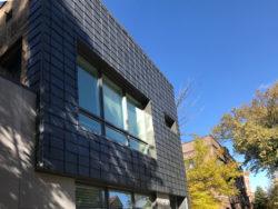 CUPACLAD® Parallel 101 facade