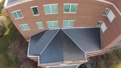 Spelman College roof
