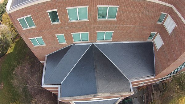 Spelman College roof