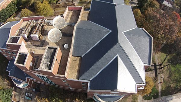 roofing slates for Spelman College