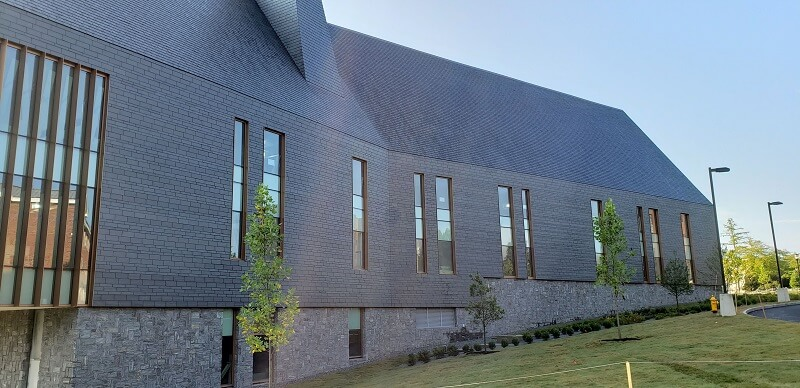 Wilson HGA CETA building at SNHU