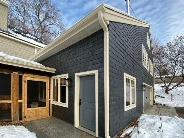 slate siding house