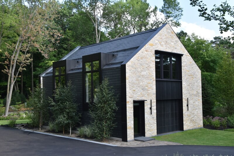 house slate cladding in Minnesota