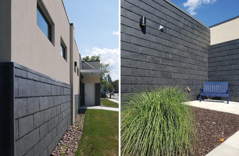 cupaclad slate facade