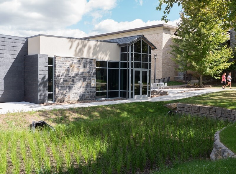 murray associates architects wilson college